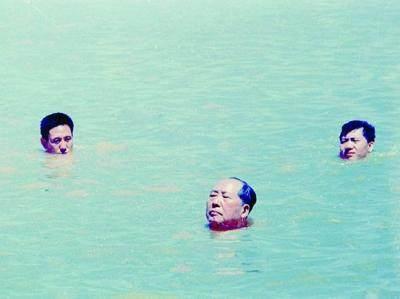水调歌头,毛泽东的书写传奇!716渡江节特别企划
